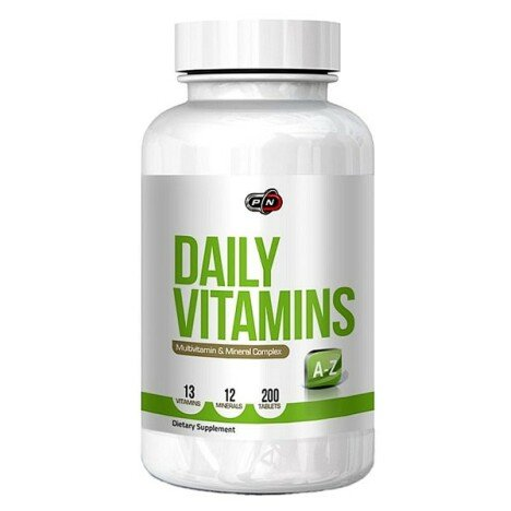 Daily Vitamins 200 tablete